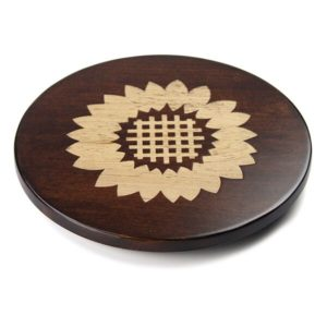 Artisan Woods Sunflower Trivet