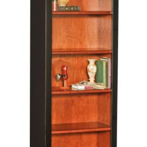 Madison Manor Open Bookcase