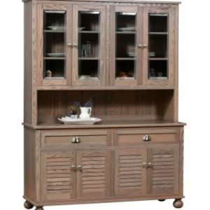 Baldwin 4- Door Hutch