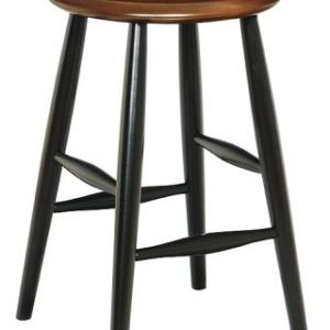 "24"" Counter Stool w/Plain Legs"