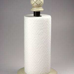 Hudson Round Paper Towel Holder