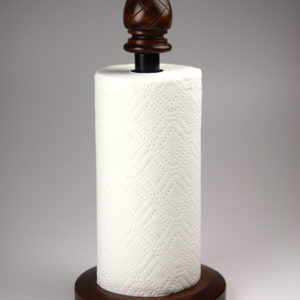 Hudson Round Harvest Paper Towel Holder