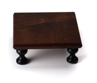 Hudson Small Square Pedestal Stand
