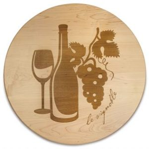 "Vineyard 16"" Lazy Susan"