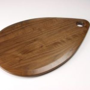 Solano Large Tear Drop Serving Board
