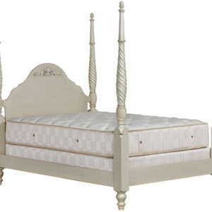 British Plantation Poster Bed