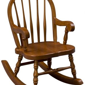 Child's Bow Back Rocker