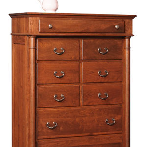 Corinthian Large Chest of Drawers