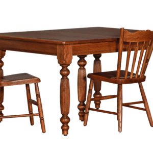 English Heirloom Extension Table