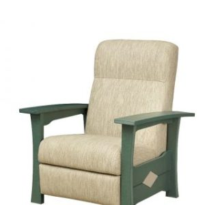 Escape Poly Outdoor Recliner