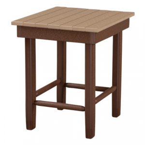 Finch Outdoor Poly Zinn's Mill Side Table