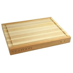 Culinary Seafood Cutting Board
