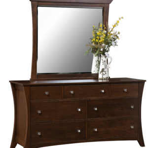 Harbourton Triple Dresser w/Mirror