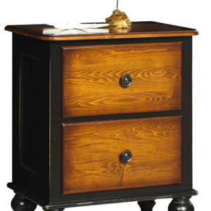 Madison Manor Nightstand Two Drawer