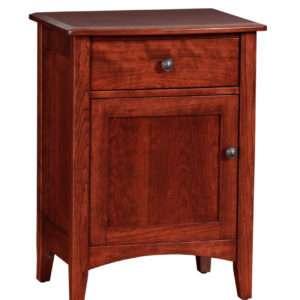 Palmerton Nightstand One Drawer & One Door