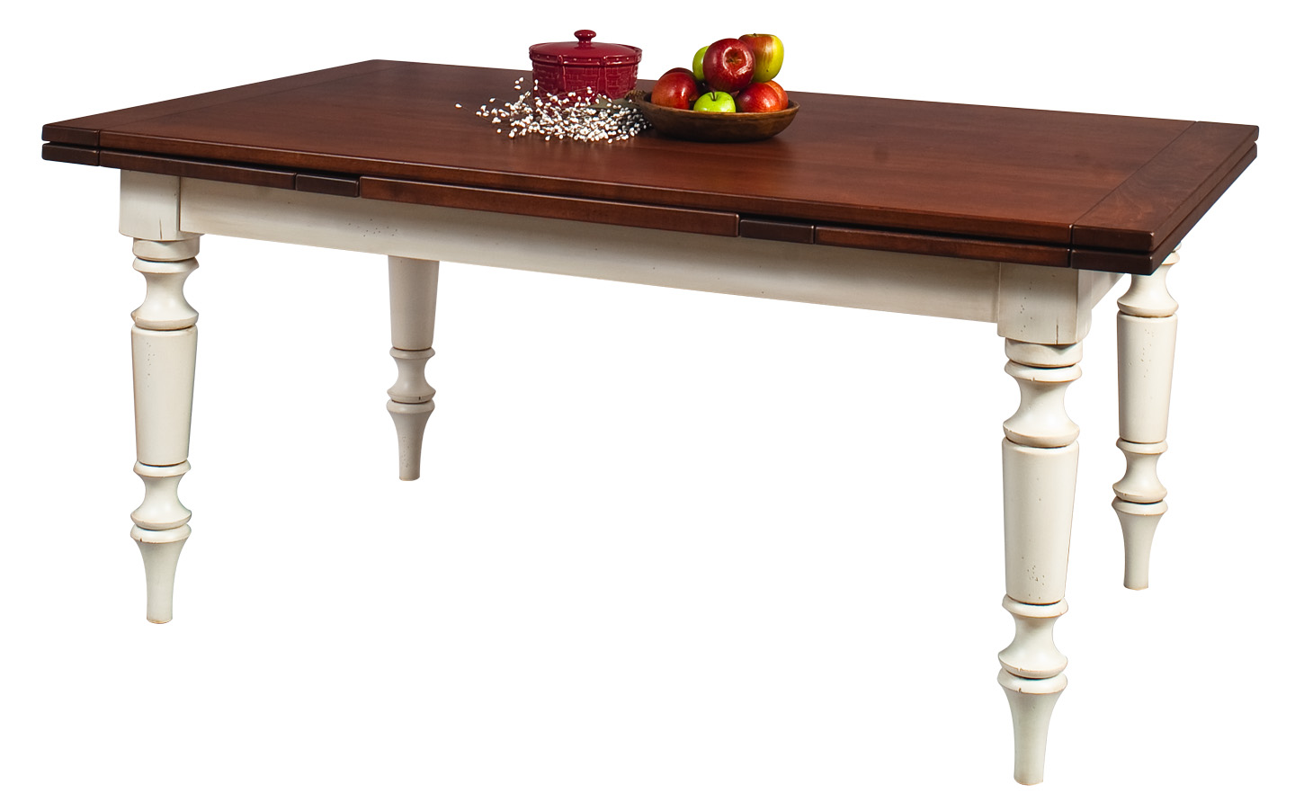 Dining Table For 20 Dimensions: Kingston Drawleaf Table
