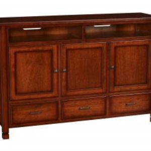 Rustic Country TV Console