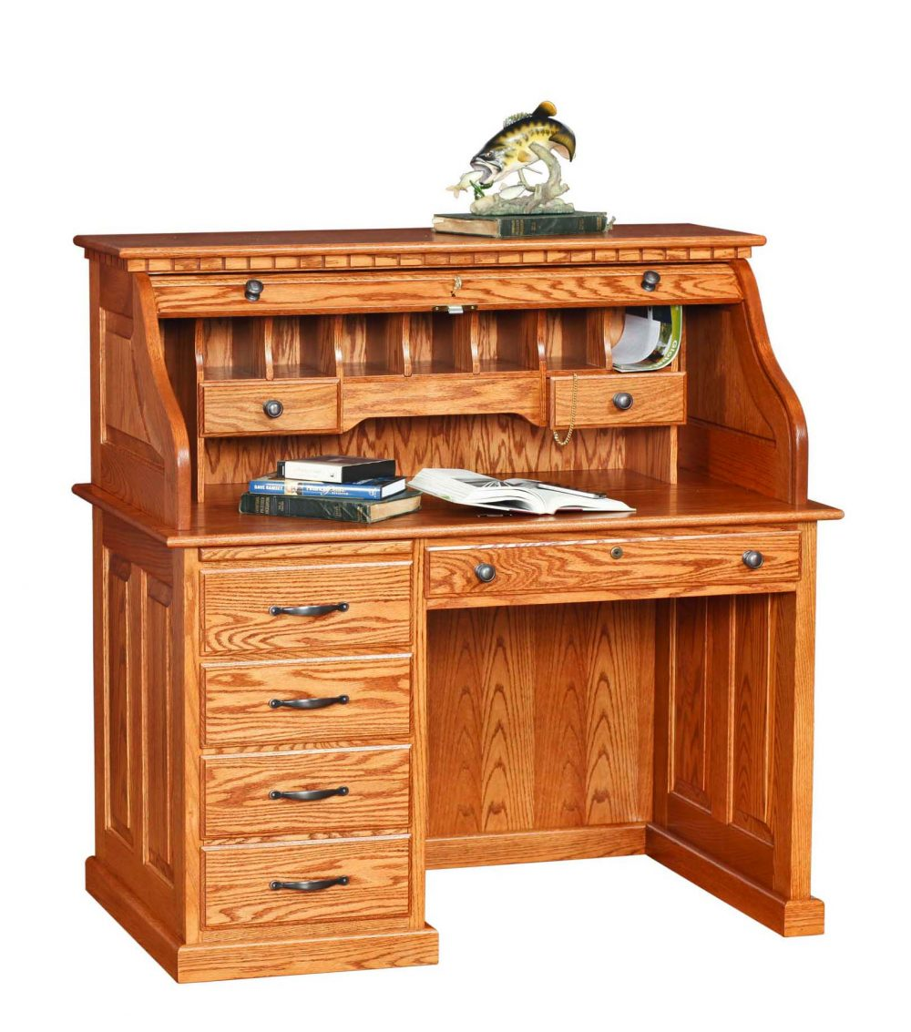 42 Quot Roll Top Desk Martin S Furniture