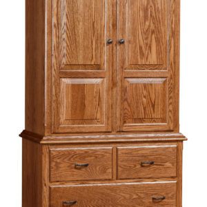 Traditional Large Armoire