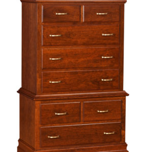 Venetian Court Chest on Chest
