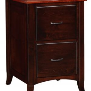 Manchester Two Drawer File Cabinet