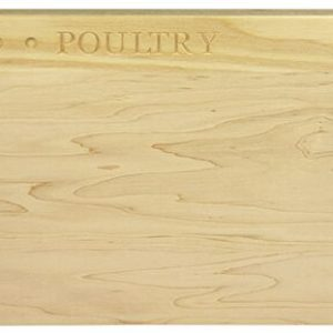 Deluxe Poultry Cutting Board