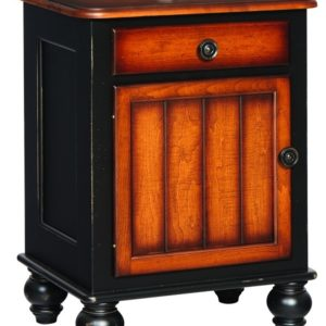 Madison Manor Nightstand One Drawer & One Door