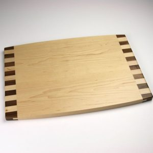 Keyboard Medium Serving & Cutting Board