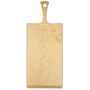 Maple Charcuterie Server w/Handle