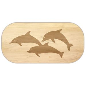 Coastal Reef Dolphin Serving Board