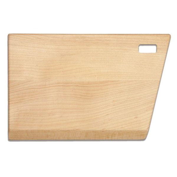 Maple Slant Rectangle Cutting Board