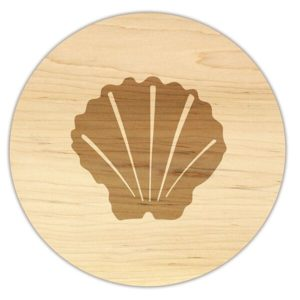 Coastal Reef Turtle Trivet