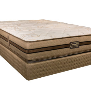Sleepwell Brentwood Plush 2- Sided