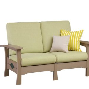 Escape Poly Loveseat