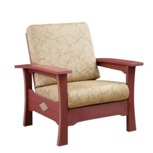 Escape Poly Morris Chair