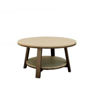 "Finch SeaAira Poly 38"" Conversation Table"