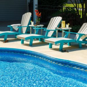 Benches & Lounge Chairs