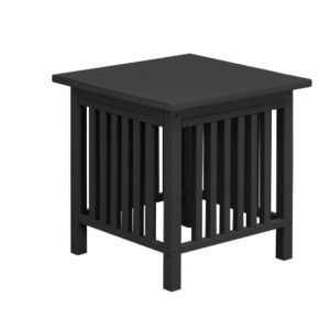 Finch Mission Poly End Table
