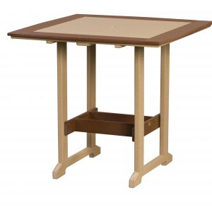 """Finch Great Bay Poly Table 43"""" x 43"""""""