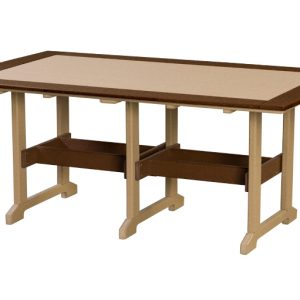 """Finch Great Bay Poly Table 43"""" x 72"""""""
