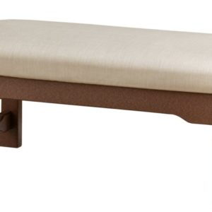 Escape Poly Large Ottoman