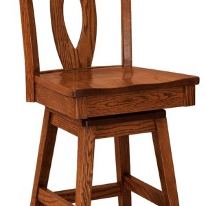 Brookfield Swivel Barstool