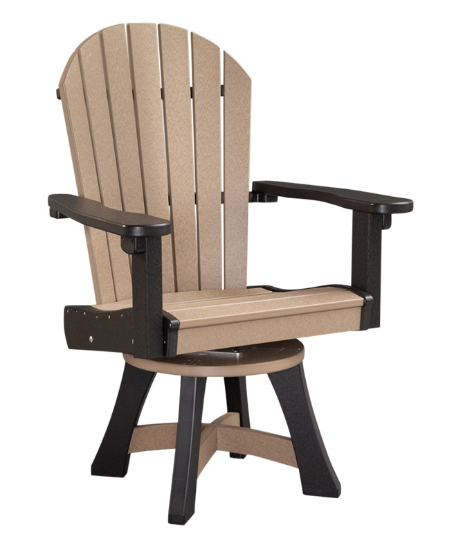 Poly Great Bay Swivel Dining Chair