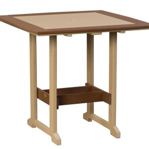 Finch Outdoor Poly Great Bay Table 43 x 43
