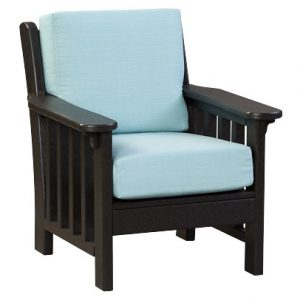 Finch Outdoor Poly Mission Chair