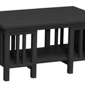 Finch Outdoor Poly Mission Coffee Table