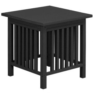 Finch Outdoor Poly Mission End Table
