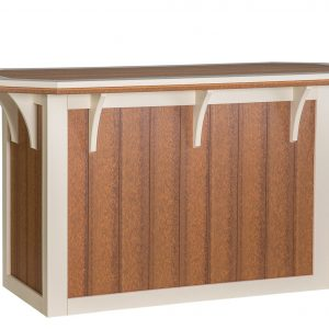 Finch Outdoor Poly SummerSide Bar Table