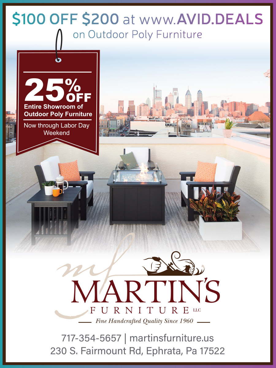 Martins Furniture Sale