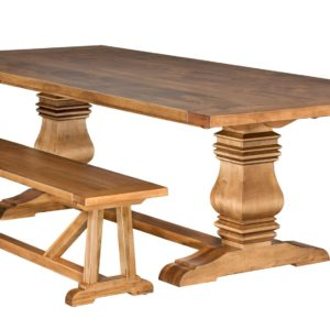 Ridge Haven Trestle Table